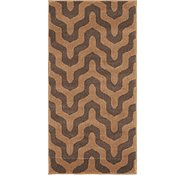 Link to 2' 7 x 5' Chevron Rug