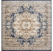 Link to 7' x 7' Villa Square Rug