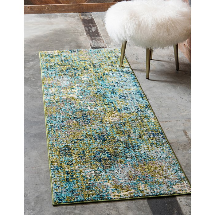 2' 7 x 10' Chromatic Runner Rug