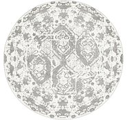 Link to Unique Loom 8' x 8' Venice Round Rug