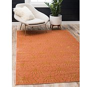 Link to Unique Loom 2' x 3'  Marilyn Monroe™ Glam Dahlia Rug