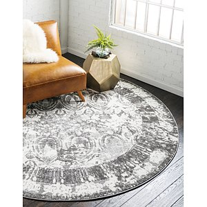 Link to 122cm x 122cm Venice Round Rug item page