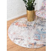 Link to 100cm x 100cm Prism Round Rug