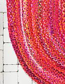 5' x 8' Braided Chindi Oval Rug thumbnail image 8