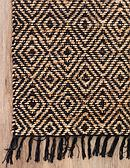Unique Loom 2' x 3' Braided Jute Rug thumbnail image 6