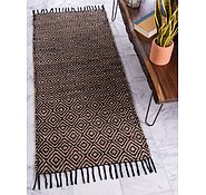 Link to 75cm x 183cm Braided Jute Runner Rug
