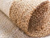 Unique Loom 5' x 8' Braided Jute Oval Rug thumbnail image 6