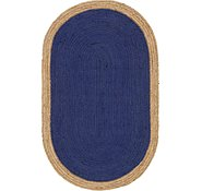 Link to 5' x 8' Braided Jute Oval Rug