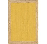 Link to 4' x 6' Braided Jute Rug