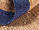 8' x 10' Braided Jute Oval Rug thumbnail