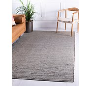Link to 275cm x 365cm Metallic Jute Rug