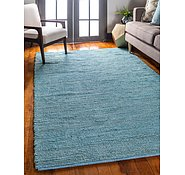 Link to 5' x 8' Metallic Jute Rug