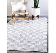 Link to Unique Loom 4' x 6' Chindi Cotton Rug
