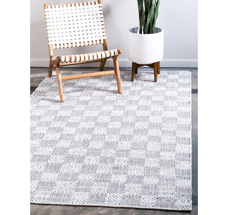 122cm x 183cm Chindi Cotton Rug