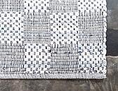 2' 6 x 6' Chindi Cotton Runner Rug thumbnail image 8