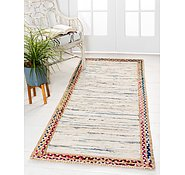 Link to 2' 6 x 6' Chindi Jute Runner Rug