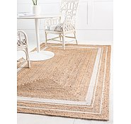 Link to 152cm x 245cm Braided Jute Rug
