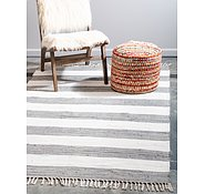 Link to 6' x 9' Chindi Rag Rug