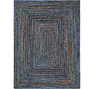Link to Unique Loom 9' x 12' Braided Chindi Rug
