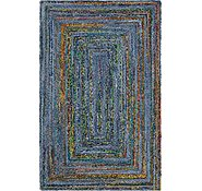 Link to 5' x 8' Braided Chindi Rug