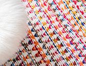 9' x 12' Braided Chindi Rug thumbnail image 4