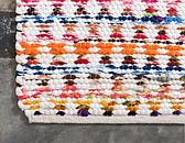 9' x 12' Braided Chindi Rug thumbnail image 7