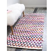 Link to 75cm x 183cm Braided Chindi Runner Rug