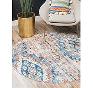 Link to 5' x 5' Madrid Round Rug