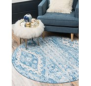 Link to 245cm x 245cm Madrid Round Rug