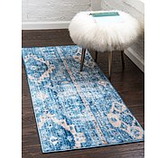 Link to 2' 7 x 8' 2 Madrid Runner Rug