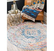 Link to 8' x 8' Madrid Round Rug
