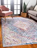 5' 3 x 7' 9 Williamsburg Rug thumbnail image 1