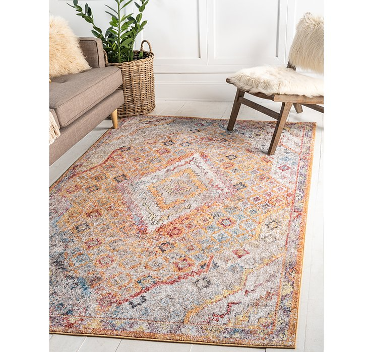 5' 3 x 7' 9 Williamsburg Rug