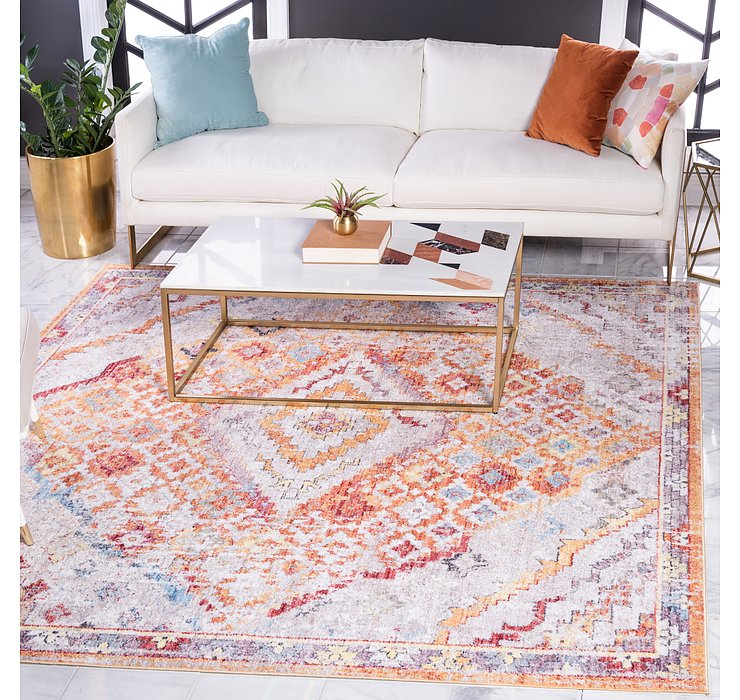 245cm x 245cm Brooklyn Square Rug