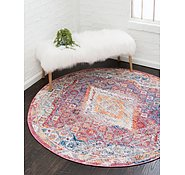 Link to 100cm x 100cm Brooklyn Round Rug