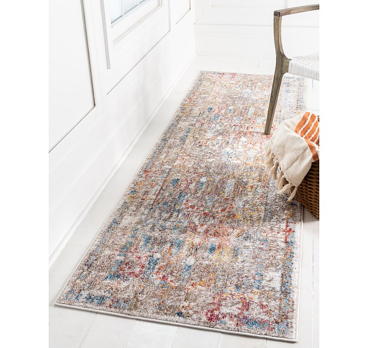 2' 7 x 8' 2 Williamsburg Runner Rug