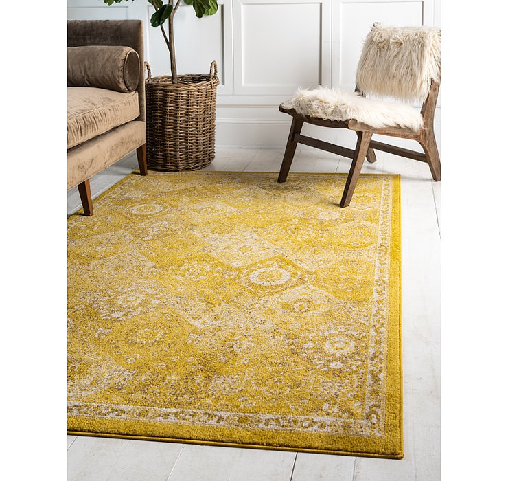 Yellow Madeline Rug