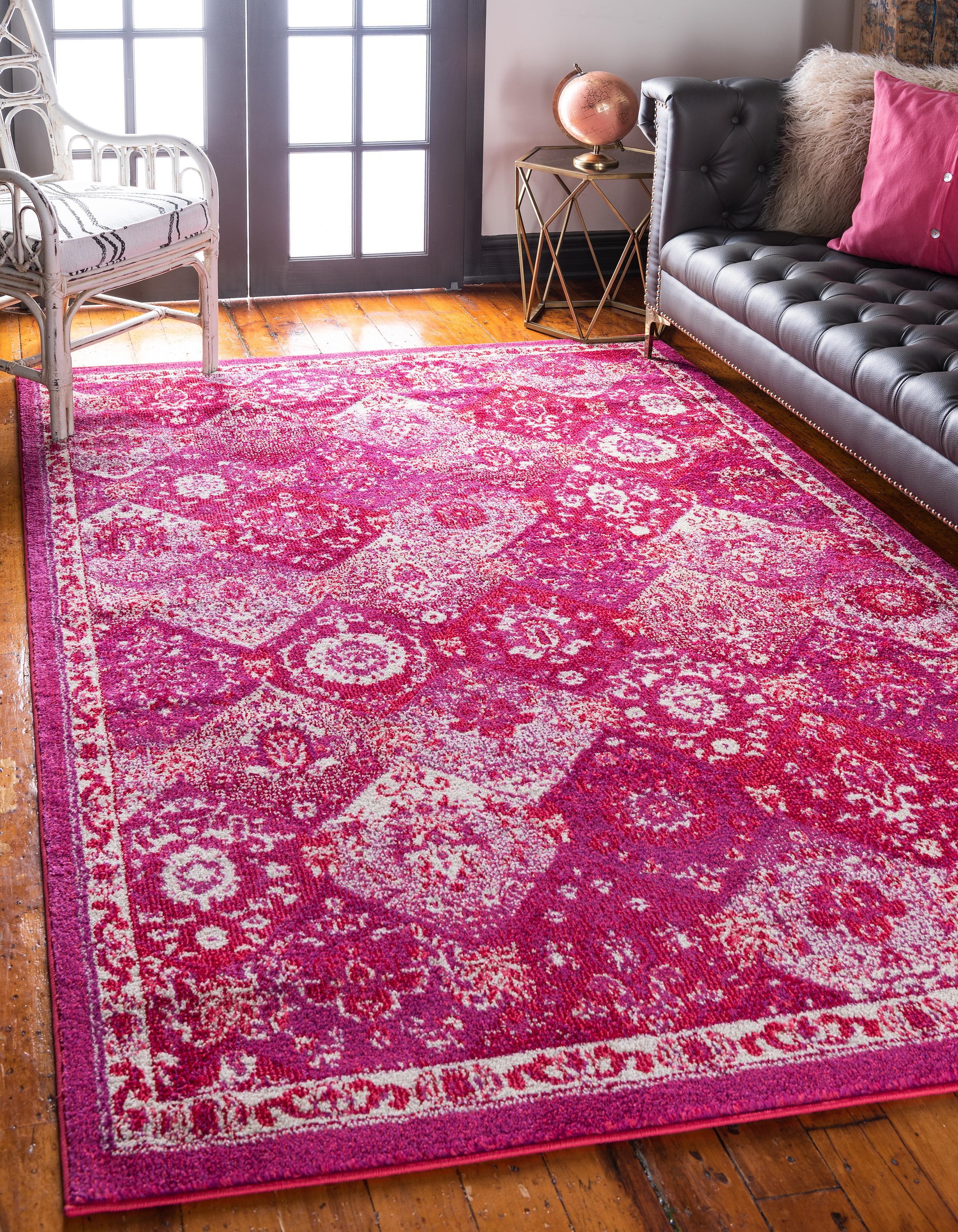 Magenta 5 3 X 7 7 Carrington Rug Irugs Uk