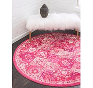Link to 100cm x 100cm Carrington Round Rug