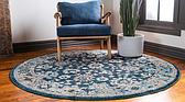 6' x 6' Carrington Round Rug thumbnail image 2