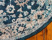 6' x 6' Carrington Round Rug thumbnail image 8