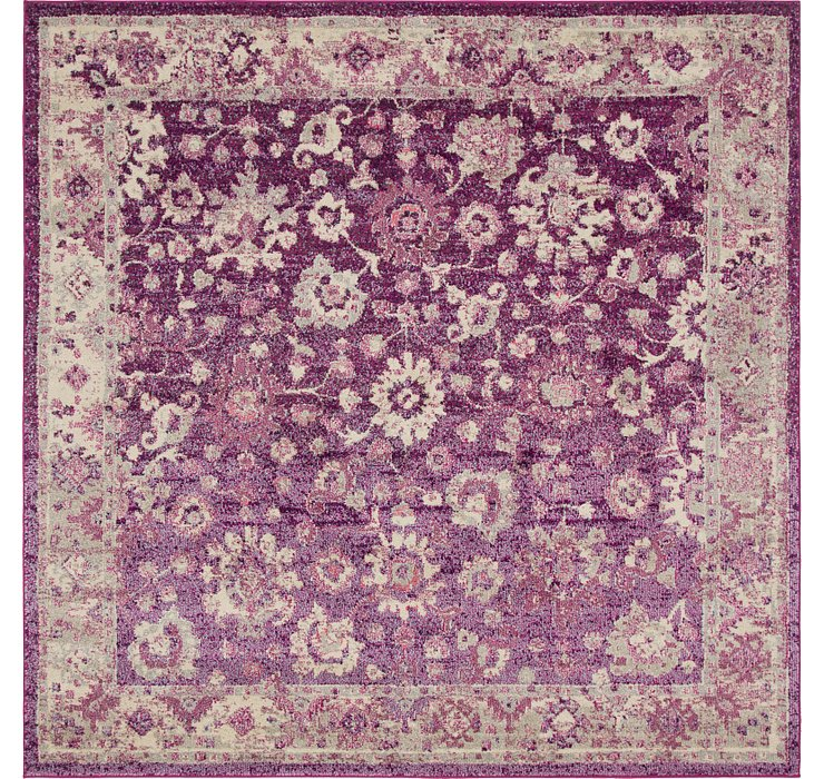 8' x 8' Carrington Square Rug