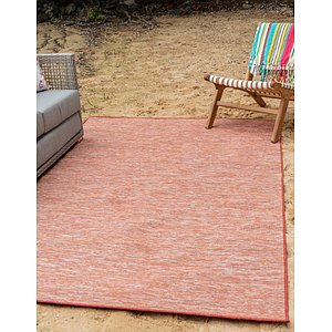 Unique Loom 6' 3 x 9' Outdoor Patio Rug