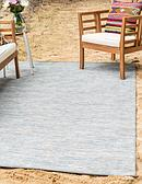 5' 3 x 8' Outdoor Patio Rug thumbnail image 1