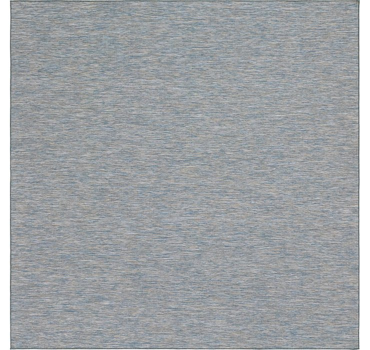 10' 2 x 10' 3 Outdoor Patio Square Rug