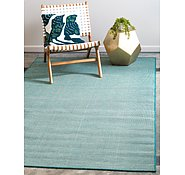 Link to Unique Loom 5' 3 x 8' Outdoor Patio Rug