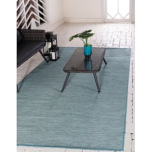 Unique Loom 7' 5 x 10' Outdoor Patio Rug