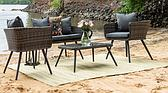 8' 4 x 11' 4 Outdoor Patio Rug thumbnail image 2