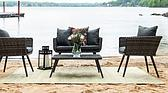 6' 3 x 9' Outdoor Patio Rug thumbnail image 3