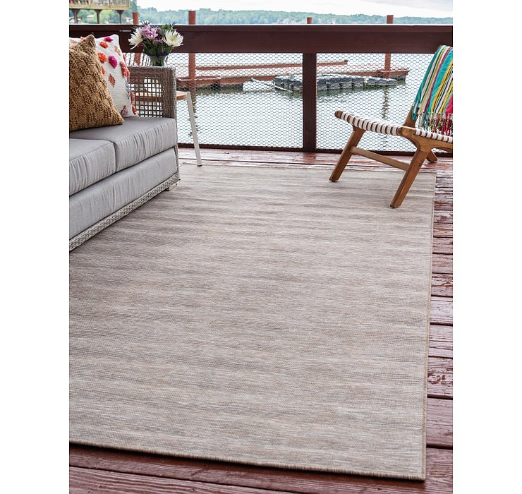 190cm x 275cm Outdoor Patio Rug